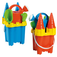 Androni Summertime Cone Castle Bucket Set For Kids