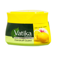 Vatika Naturals Hair Styling Cream Dandruff Guard Lemon, Tea Tree, Almond 210ml