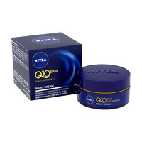 NIvea Q10 Plus Anti Wrinkle Night Care Cream 50ml