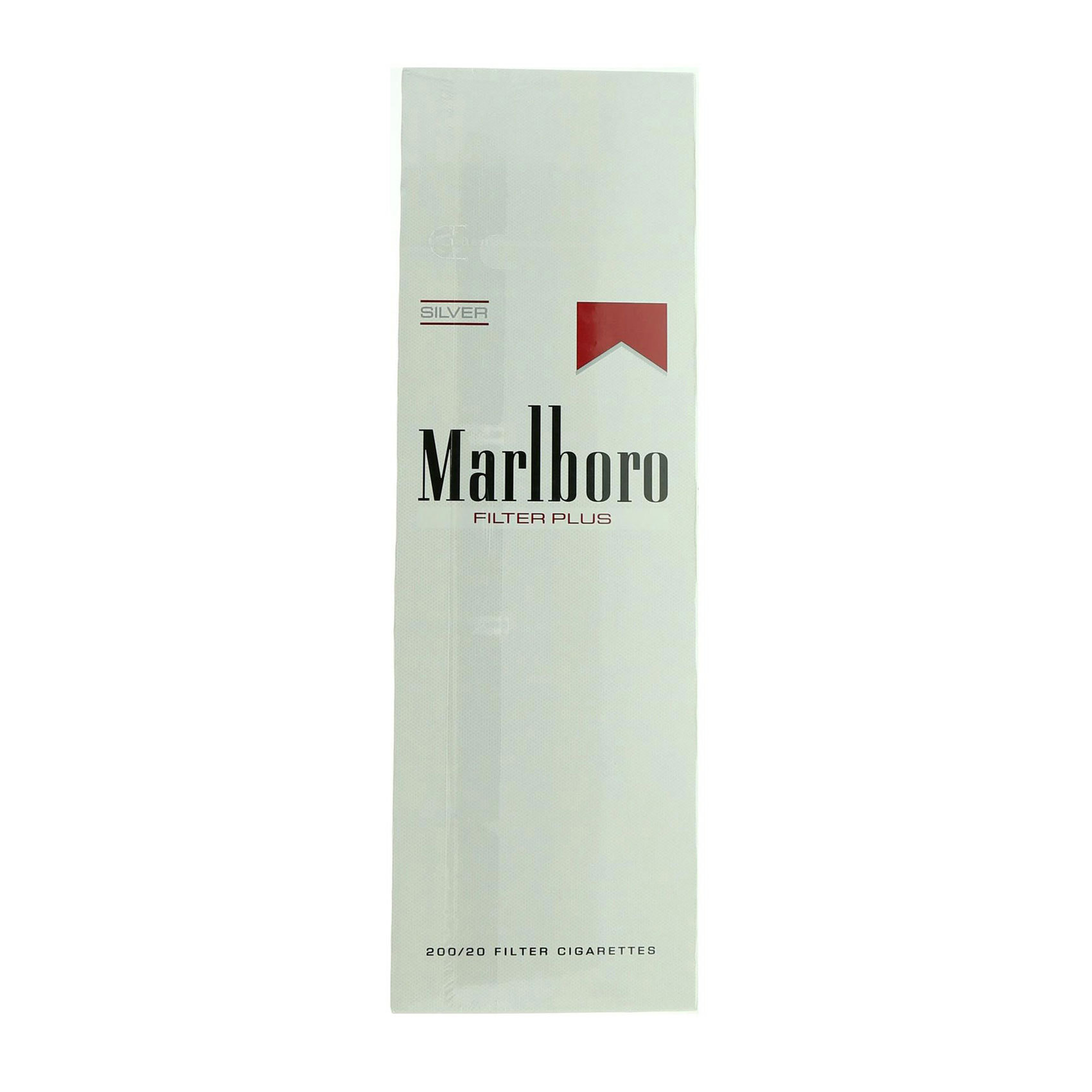 MARLBORO FILTER PLUS SILVER 20X10
