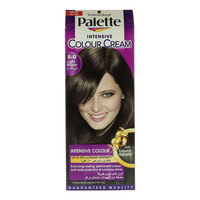 Schwarzkopf Palette 5-0 Light Brown Intensive Colour Cream