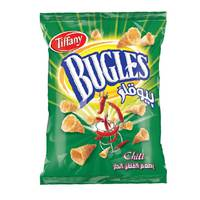 Tiffany Bugles Chili 145g