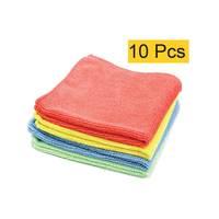 Hk Microfiber Cloth  35 X 40 Cm 10 Pieces