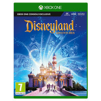 Microsoft Xbox One Disneyland Adventures 4K