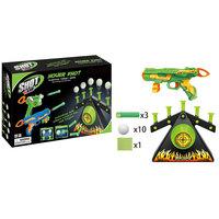 Glow-in-the-dark hover shot, floating target game, target shooting