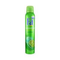 Fa Deodorant Spray C.Lemon 200ML