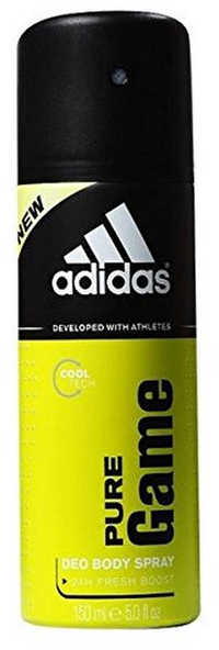 Adidas Pure Game Deodorant Body Spray 150ml