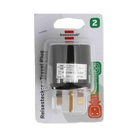 Brennenstuhl Travel UK Adapter