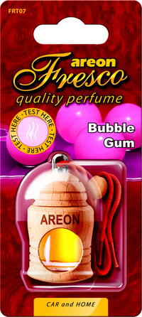 Areon Air Freshener Bubble Gum Fresco