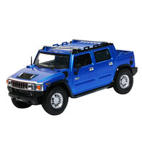 Gk Friction Car 1:24 Hummer H2