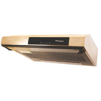 Bompani Built-In Chimney Hood Steel F60 ST 60Cm