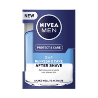 Nivea After Shave Protect & Care 2IN1 100ML