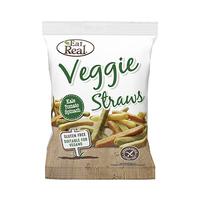 Eat Real Chips Vegie & Kale Straws 113GR