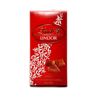 Lindt Lindor Milk Chocolate 100GR