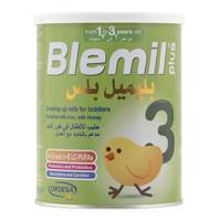 Blemil Plus 3 Growing Up Milk for Toodlers 400g