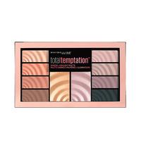 Maybelline Total Temptation Eye Shadow& Highlight Makeup Palette