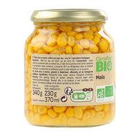 Carrefour Bio Organic Corn 370g