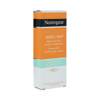 Neutrogena Visibly Clear And Protect Oil Moisturizer 50ML