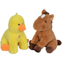 Cuddles Farm Plush 25Cm With Music
