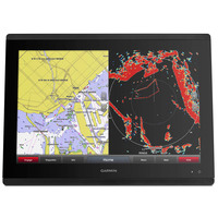Garmin Gps Map 8417 Multifunction Display