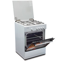 Fagor 60X60 Cm Gas Cooker 4CFM64GBA