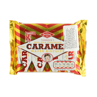Tunnocks Real Milk Chocolate Caramel Wafers Biscuits 26.5g x4