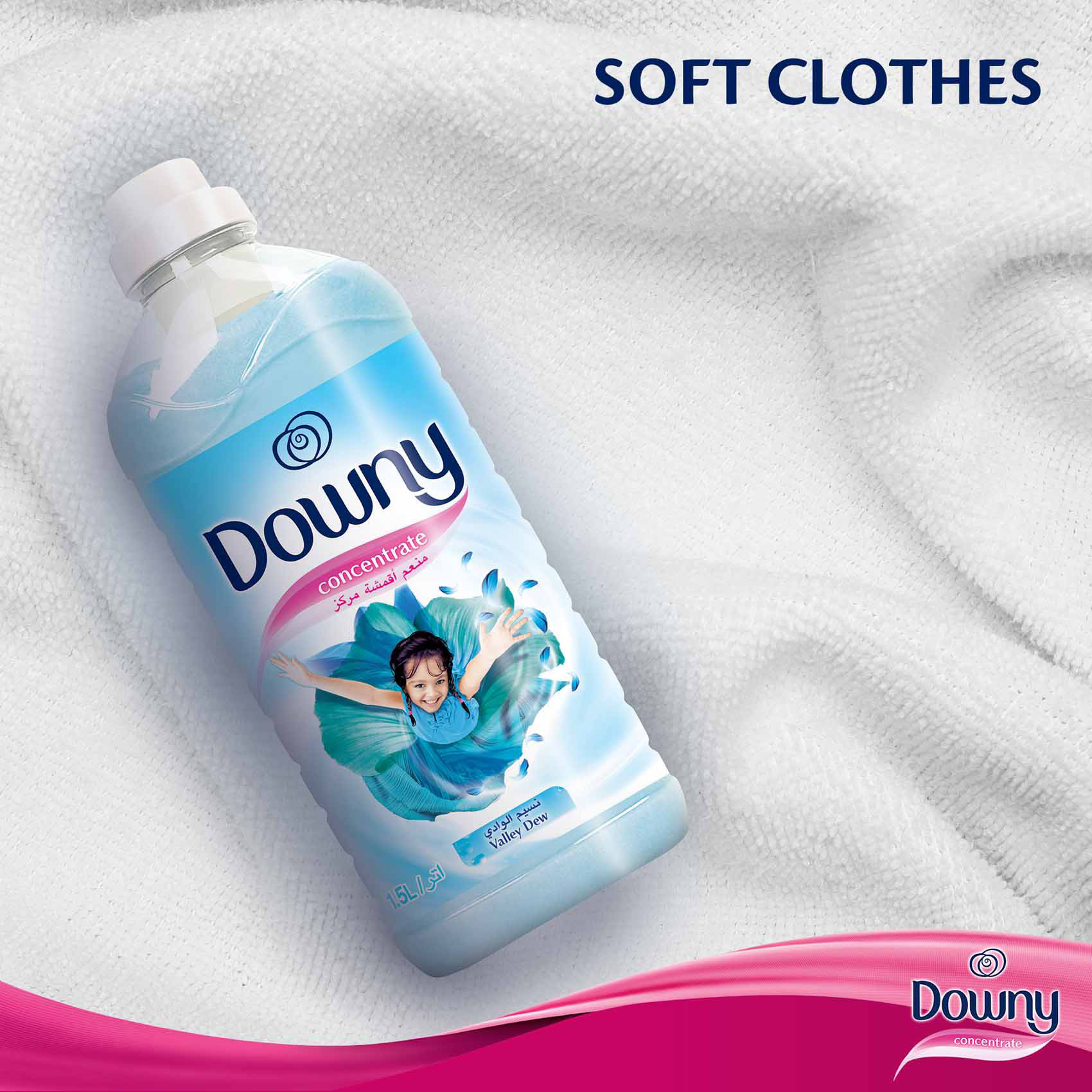 DOWNY CINDERELLA STAY FRESH 3L