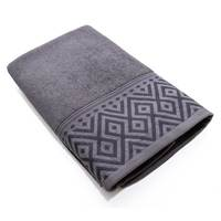 Cannon Bath Sheet Grey 81X163cm