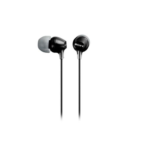 Sony-Earphone-MDR-EX15L-Black