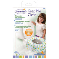 Summer Infant Keep Me Clean Disposable Potty Protectors (20pack)