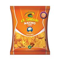 El Sabor Nacho Chips Texas BBQ 100GR