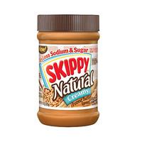 Skippy Peanut Butter Less Sodium & Suggar 425GR