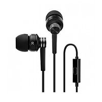 Iconz IMW-BH01K Metallic Bluetooth In-Ear Headset with volume control Black