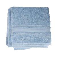 كنزي منشفة إستحمام قياس 70x140 سم لون أزرق فاتح