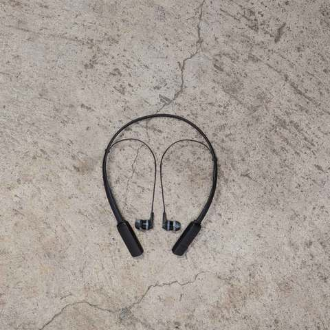 Skullcandy-Earphone-Ink'D-Black