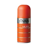 Jovan Musk Deodorant For Men Body Spray 150ML