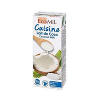 Eco Mil Cuisine Coconut Milk Bio 200ML