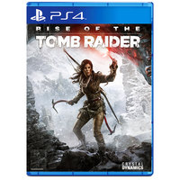 Sony PS4 Rise Of Tomb Raider