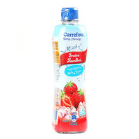 Carrefour Strawberry Syrup 750ml