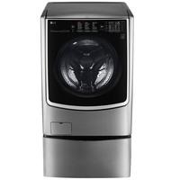 LG 3.5KG Front Load Washing Machine F70E1UDNK12
