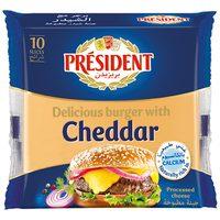 President Cheddar Cheese 200g