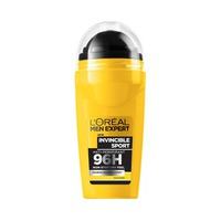 L'Oreal Paris Men Expert Invincible Sport 96HR -  XXL Roll On Deodorant 50ML