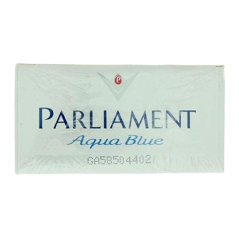 Parliament-Aqua-Blue-200-Cigarettes(Forbidden-Under-18-Years-Old)
