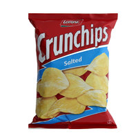 Lorenz Crunchips Salted 175g