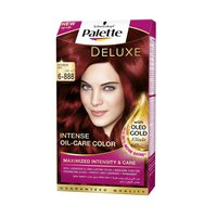 Palette Deluxe Color Hair Flaming Red Hair 6/888 50ML
