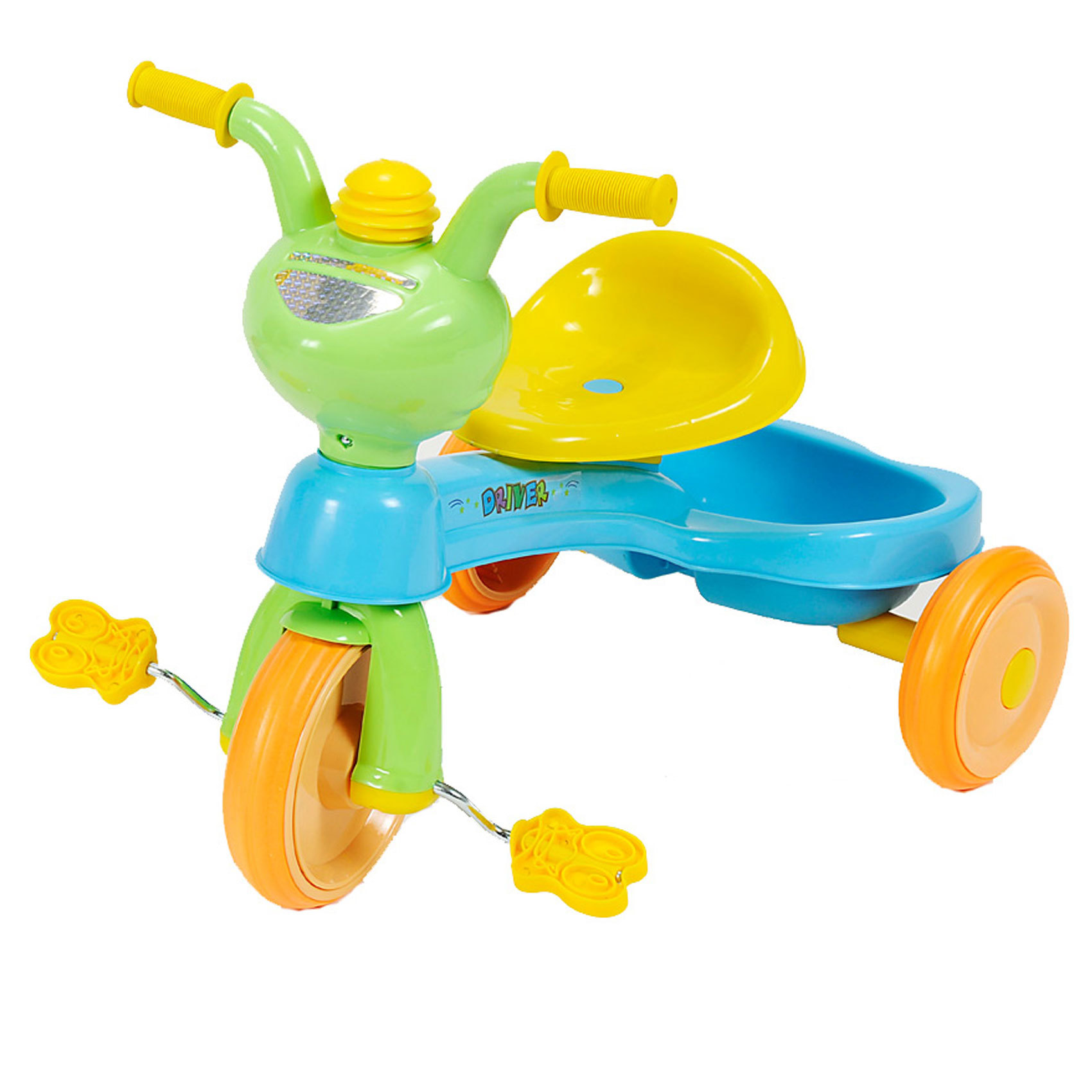 CHAMDOL TRICYCLE PINK & BLUE