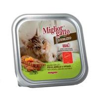 Miglior Gato Sterilized Chicken 100GR