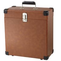 Crosley Record Carrier Case CR401Tan