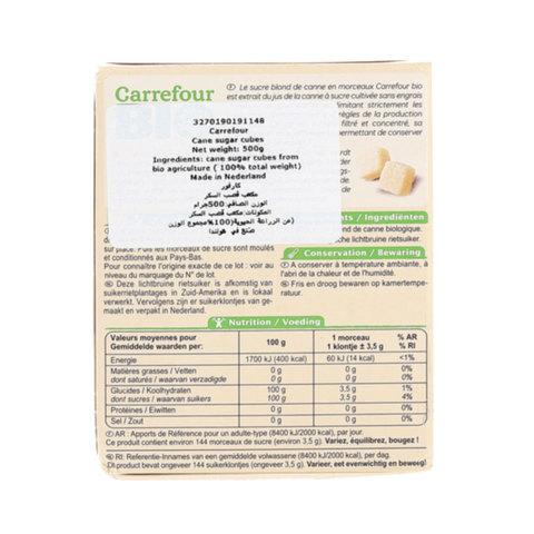 Carrefour-Bio-Organic-Cane-Brown-Sugar-500g