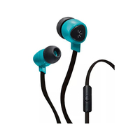CaseLogic Earbuds With Mic EB-119 Blue